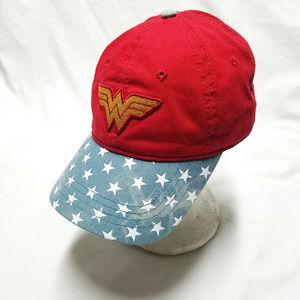 Wonder Woman Baseball Cap Hat Strapback DC Comics